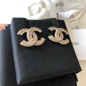 CHANEL Jewelry - Chanel Classic CC Earrings